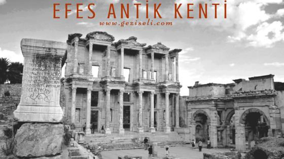 Efes Antik Kenti Geziselicom