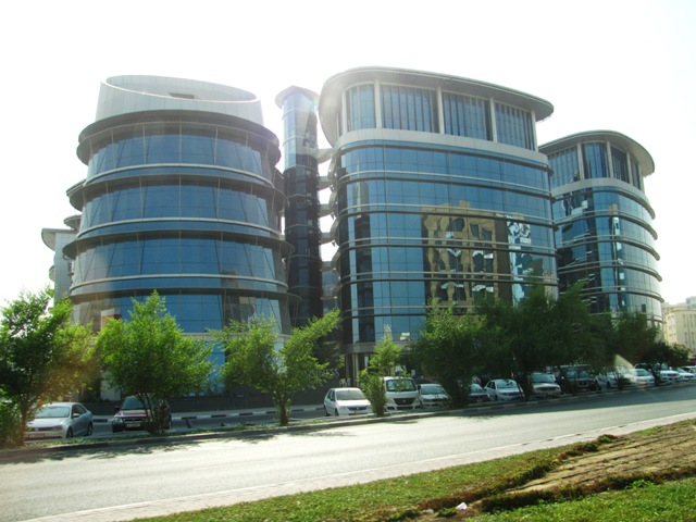 Crowne Plaza The Business Park Hotel Doha