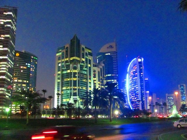 Doha Corniche (Korniş)