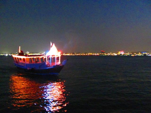 Korniş'te Tekne Turu