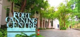 Fort Canning Park – Yasaklı Tepe!