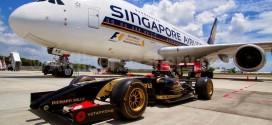 Singapur'da Formula 1 Heyecanı