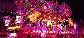 Chingay Parade | Bir Singapur Festivali