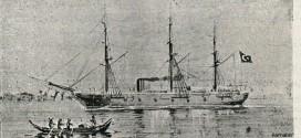 Uzakdoğu Sularında Bir Türk Gemisi Ertuğrul