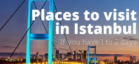 Places to Visit in Istanbul | Turkey