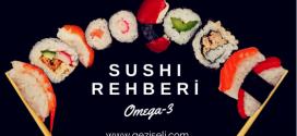 Yeni Başlayanlar İçin Sushi Rehberi