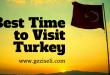 When to go to Turkey