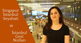İstanbul Gezi Notları
