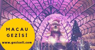 Macau Gezi Rehberi | Asya'nın Las Vegas'ı