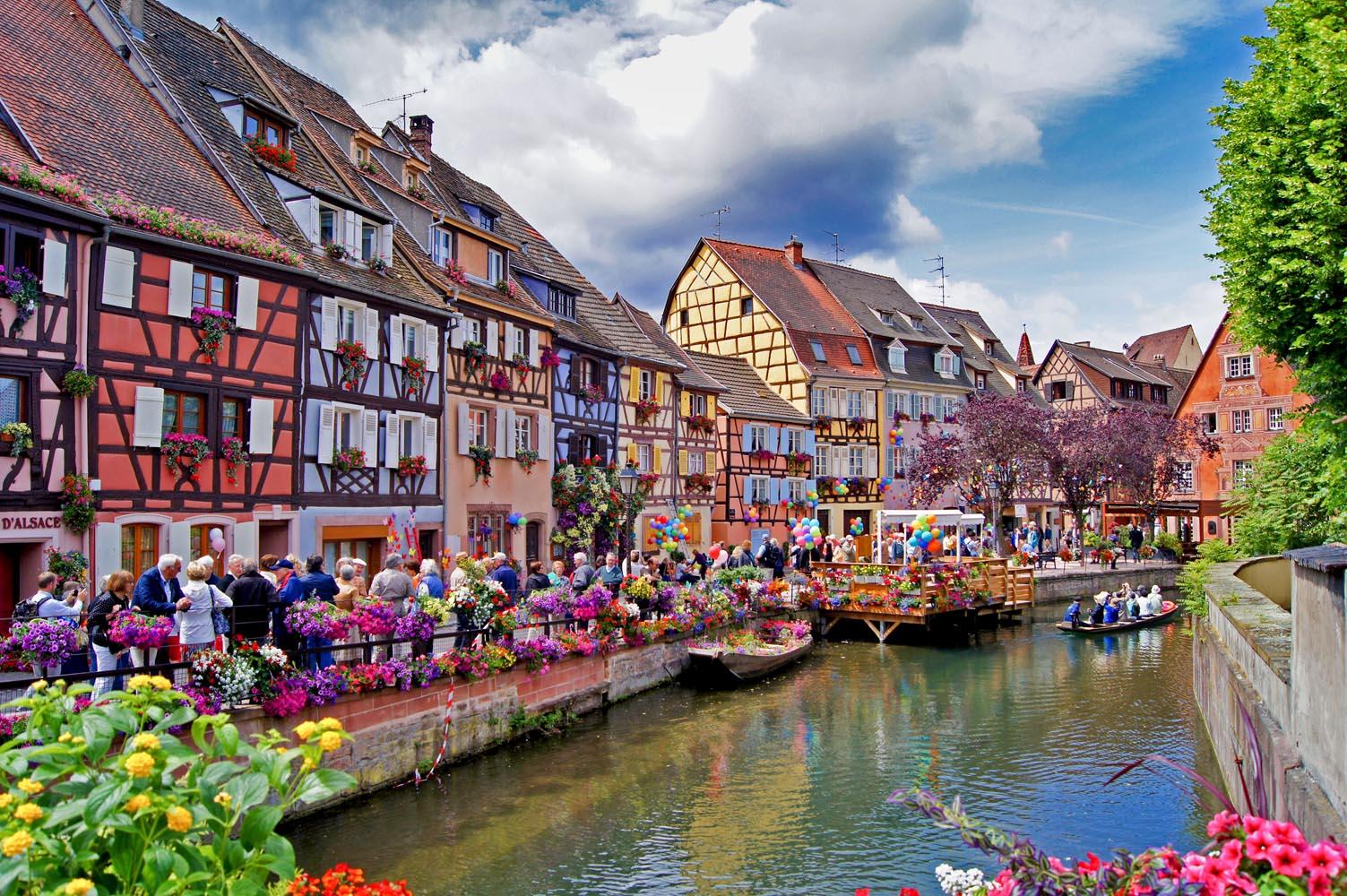 Avrupa turu - Fransa, Alsas Colmar