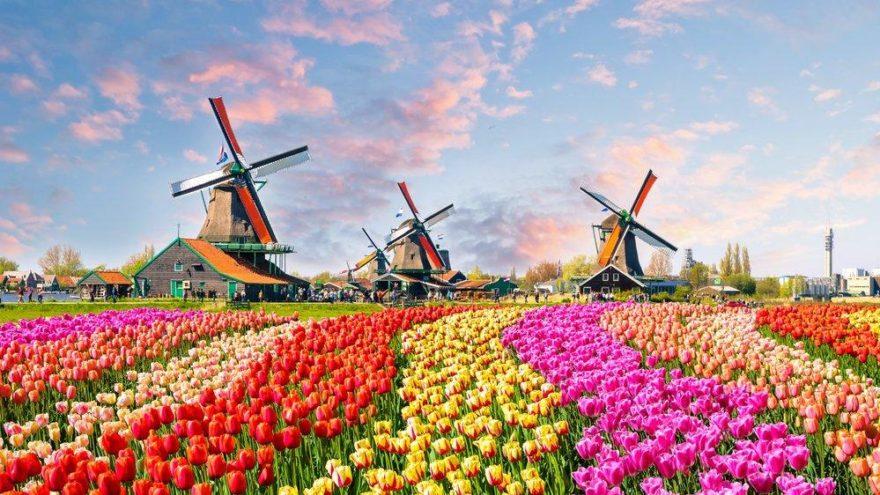 Avrupa turu - Hollanda, Zaanse Schans