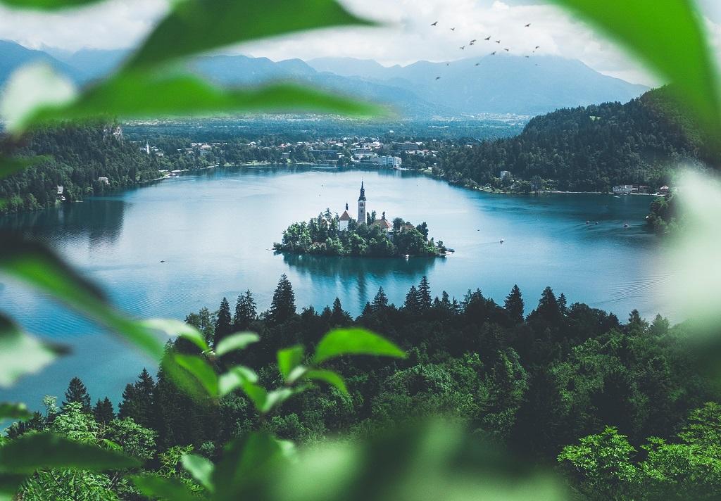 Avrupa turu - Slovenya, Lubyana Bled Golu